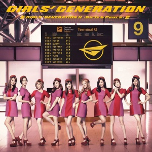 Girls' Generation II_ ~Girls & Peace~ 1