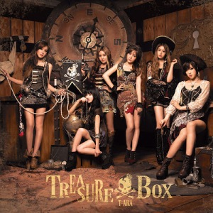T-ara Treasure Box C