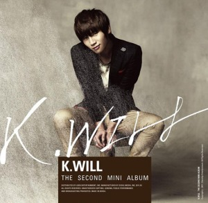 k-will-second-mini-album