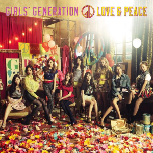snsd love peace 2