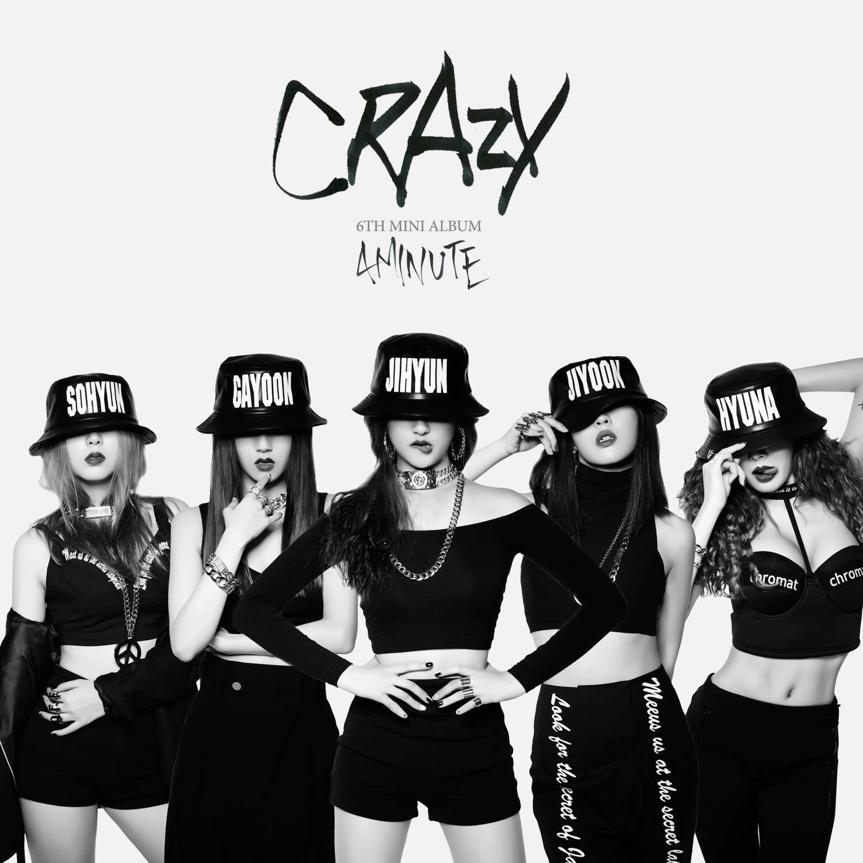4minute crazy color coded k pop lyrics 4minute crazy mini album stopboris Gallery