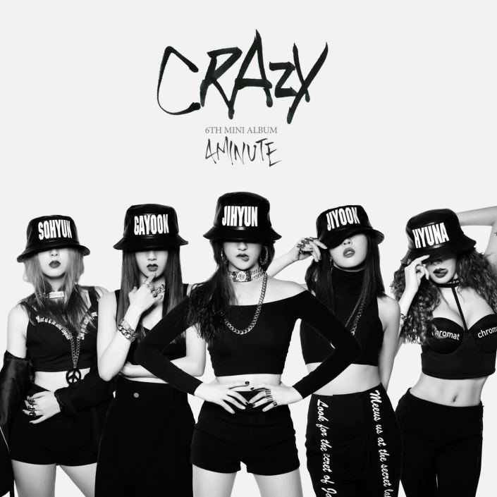 4MINUTE-Crazy-mini-album